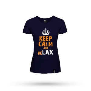 Keep Calm Woman T-shirt
